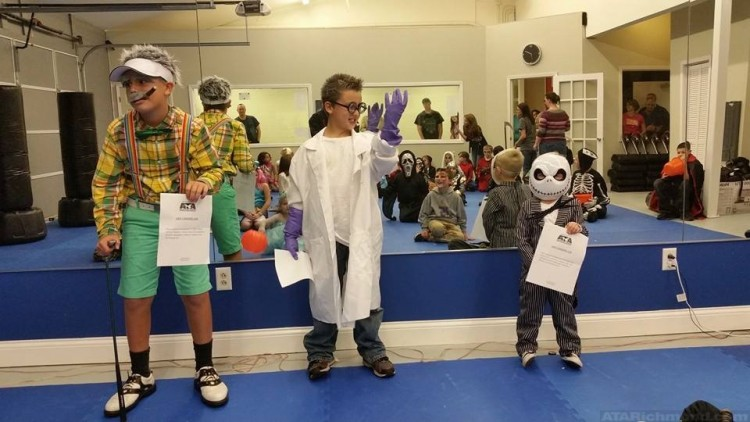 Trunk or Treat 2015 Training Room